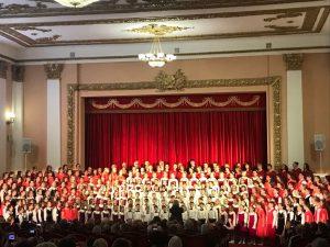 Детская хоровая школа «Подлипки» им. Б.А. Толочкова