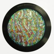 Cyan ripple