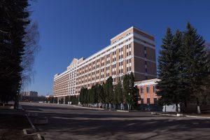 Пограничный институт ФСБ в Голицыно